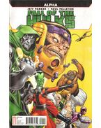 Fall of the Hulks: Alpha No. 1 - Pelletier, Paul, Jeff Parker