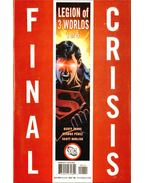 Final Crisis: Legion of Three Worlds 1. - Pérez, George, Geoff Johns