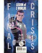 Final Crisis: Legion of Three Worlds 3. - Pérez, George, Geoff Johns