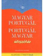 Magyar-portugál portugál-magyar útiszótár - Perjés Magdolna