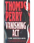 Vanishing Act - Perry, Thomas