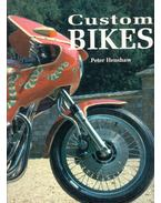 Custom Bikes - Peter Henshaw