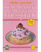 Sütemények és egyéb édességek 2. - Péter Jánosné