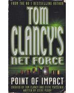 Tom Clancy's Net Force: Point of Impact - Pieczenik, Steve, Tom Clancy