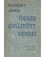 Pilinszky János összegyűjtött versei - Pilinszky János
