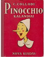 Pinocchio kalandjai
