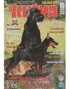 a kutya LXXIV. évf. 2011/7