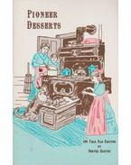 Pioneer Desserts