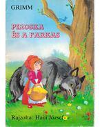 Piroska és a farkas - Grimm