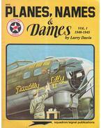Planes, Names & Dames