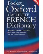 Pocket Oxford Hachette-French Dictionary