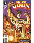 New Gods 4. - Pollack, Rachel, Ross, Luke, Tom Peyer