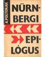 Nürnbergi epilógus - Poltorak, Arkagyij I.
