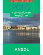 PONS-Nyelvtanfolyam kezdőknek - Angol