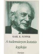 A tudományos kutatás logikája - Popper, Karl R.