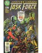 Justice League Task Force 33. - Priest, Bernado, Ramon