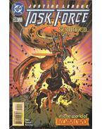 Justice League Task Force 35. - Priest, Bernado, Ramon