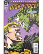 Justice League Task Force 23. - Priest, Velluto, Sal