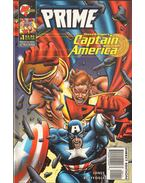 Prime/Captain America Vol. 1. No. 1