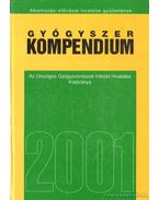 Gyógyszer kompendium 2001. - Prof. Dr. Borvendég János