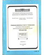 Programozás C és C++ nyelven (példatár)