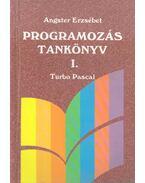 Programozás tankönyv I. - Turbo Pascal
