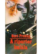 A riporter halála - Prokop, Gert