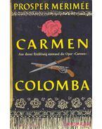 Carmen, Colomba - Prosper Mérimée