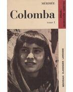 Colomba I. - Prosper Mérimée