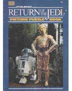 Return of the Jedi Picture Puzzle Book