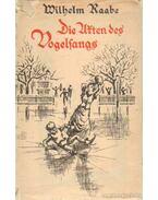 Die Akten des Vogelsangs - Raabe, Wilhelm