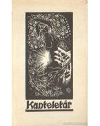 Kanteletár - Rácz István