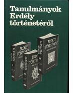 Tanulmányok Erdély történetéről - Rácz István