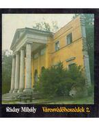 Városvédőbeszédek 2. - Ráday Mihály