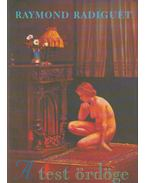 A test ördöge - Radiguet,Raymond