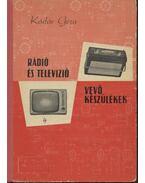Rádió és televízió vevőkészülékek 1964-1966