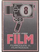 Filmkészítés műfénynél - Film 8 - Raffai Anna