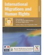International Migrations and Human Rights