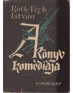 A könyv komédiája - Ráth-Végh István