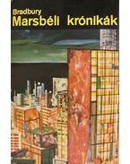 Marsbéli krónikák - Ray Bradbury