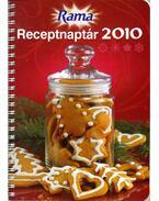 Receptnaptár 2010