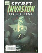 Secret Invasion: Front Line No. 3 - Reed, Brian, Castiello, Marco