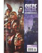 Siege: Embedded No. 1 - Reed, Brian, Samnee, Chris