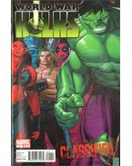 World War Hulks No. 1 - Reed, Scott, Rosanas, Ramon, Stegman, Ryan, Oliver, Ben, Howard, Zach, Wilcox, Harrison, Amancio, Aluir, Guara, Ig, Jeff Parker, Paul Tobin