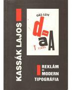 Kassák Lajos: Reklám és modern tipográfia