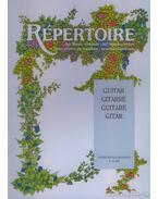 Répertoire zeneiskolásoknak - gitár
