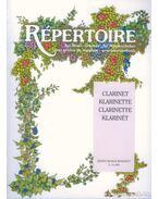 Répertoire zeneiskolásoknak -klarinét