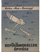 Repülőmodellek építése