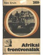 Afrikai forntvonalak - Réti Ervin