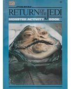 Return of the Jedi - Monster Activity Book